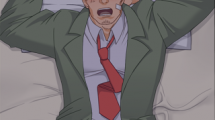 Dick Gumshoe is sleeping innocently. Can you make him cum without waking him up?