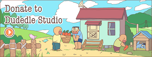 Donate to Dudedle Studio